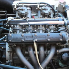 Coventry Climax 2.5 engine