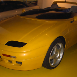 Lotus M200 Turbo RHD