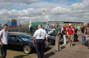 The Silverstone Classic 2010