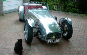 1959 Lotus Seven Series One