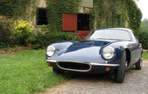 1959 Lotus Elite Series One