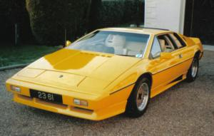 1978 Lotus Esprit Series Two
