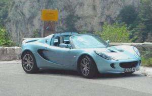 2008 Lotus Supercharged Elise