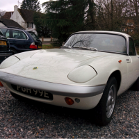 SOLD - 1967 Elan S3 SE Coupe for sale